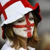 A Twickenham, même un excès de maquillage ne gâche pas le charme anglais.