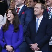 Harry n'était le seul membre de la famille royale présent à Twickenham. Son frère, William, et sa femme, Kate, se sont bien amusés.