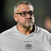 Christophe Urios, le manager du Castres Olympique champion de France
