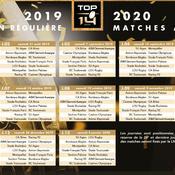 Le calendrier de la saison de Top 14 dévoilé