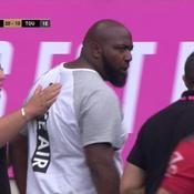 Quand le frère de Sekou Macalou s'introduit sur la pelouse du match Paris-Toulon