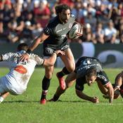 Yoann Huget contre La Rochelle