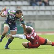 Stade Français - Julien Arias