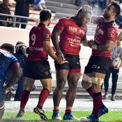 Toulon écrase Grenoble et se donne de l'air