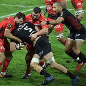 En costaud, Toulouse fait plier Toulon