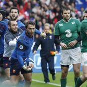 Le XV de France fait chuter le double tenant du titre