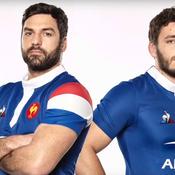Le nouveau maillot du XV de France dévoilé