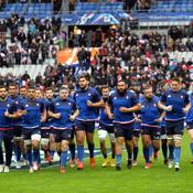 Le Stade de France à moitié plein face à l'Italie