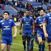 Les Bleus entendus comme témoins à Edimbourg tous de retour en France