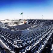 Boxe : l'Arabie Saoudite monte un stade de 15.000 places en deux mois pour le combat Joshua-Ruiz