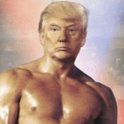 Donald Trump s'imagine dans la peau du boxeur Rocky Balboa