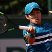 Duckhee Lee, le premier joueur sourd à remporter un match sur le circuit ATP