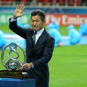 Football : à 52 ans, Kazuyoshi Miura est le plus vieux joueur professionnel en activité