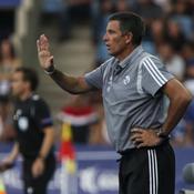 Football : l'entraîneur de Strasbourg Thierry Laurey blessé dans un incendie