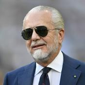 Football : le président de Naples va punir ses joueurs frondeurs