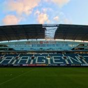 Football : Le stade de La Gantoise endommagé par la tempête Ciara