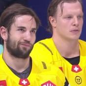 Hockey : la patinoire de Grenoble joue l'hymne suédois… pour une équipe suisse