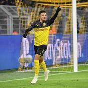 Jadon Sancho « choque » l'Allemagne avec une entrecôte en or