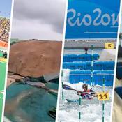 L'immense gâchis des sites de Rio 2016 laissés à l'abandon