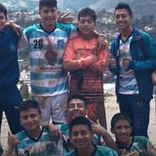 La ferveur de l'OM en Équateur