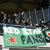 Scène surréaliste : forfait du Gazélec, le Red Star marque dans un but vide