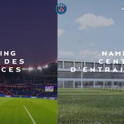 Le PSG ouvre un site internet pour le naming du Parc des Princes