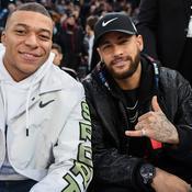 NBA à Paris : Mbappé, Neymar et une pluie de personnalités à Bercy