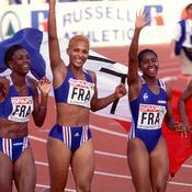Mobilisation du sport français pour aider l'ex-sprinteuse Katia Benth, amputée de la jambe gauche