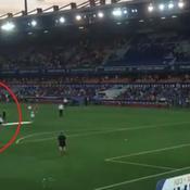 Un supporter de Montpellier touche trois fois la transversale et remporte 50 000 euros