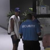 Open d'Australie : Nadal bloqué par un agent de sécurité qui ne le reconnaît pas