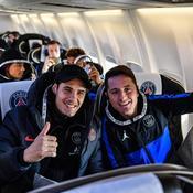 PSG : Les joueurs se déplacent en avion à Dijon alors que leur car fait l'aller-retour à vide