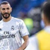 Tentative d'extorsion : Benzema entendu par un juge d'instruction