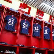 Trophée des Champions : les maillots des deux clubs floqués en chinois