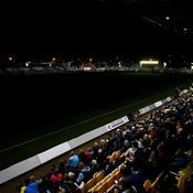 Le Pirelli Stadium plongé dans le noir