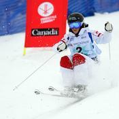 Après l'or olympique, Perrine Laffont rêve du titre mondial