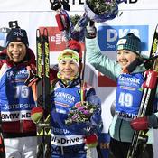 Biathlon : rentrée manquée pour les Françaises