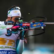 Biathlon: Fourcade lance (déjà) sa saison par une victoire
