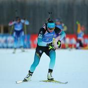 Biathlon : les Bleues toujours dans le dur