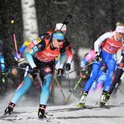 Biathlon : les Françaises retombent sur terre