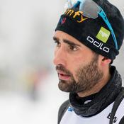 Biathlon : Martin Fourcade pas loin d'un gros coup