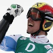 Hirscher, de l'or en barre