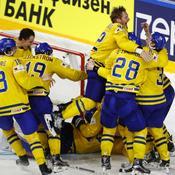 La Suède prive le Canada du triplé et devient championne du monde