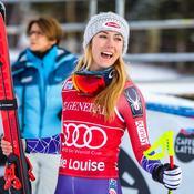 Du slalom à la descente, Mikaela Shiffrin n'a pas de limites