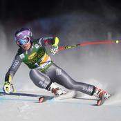 Lake Louise : Worley passe tout près de son premier podium en vitesse