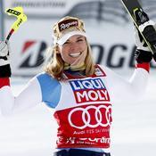 Lara Gut met fin à un an d'attente