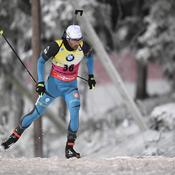 Martin Fourcade rate la cible