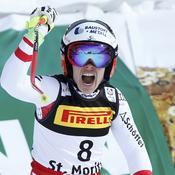 Mondiaux de Saint-Moritz: le Super G pour Schmidhofer, Worley 8e