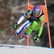 Mondiaux de ski : Stuhec toujours reine de la descente, Vonn en bronze