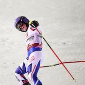 Mondiaux de ski : Worley perd son titre en géant
