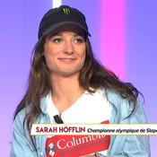 Sarah Hoefflin, championne olympique de slopestyle : «Je vis mon rêve»